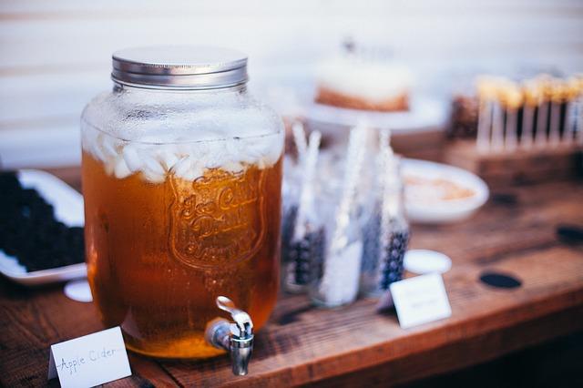 cider-making